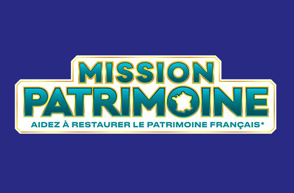 FDJ et Mission Patrimoine 2021